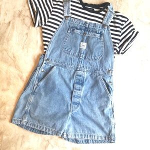Vintage 90s Lee overalls